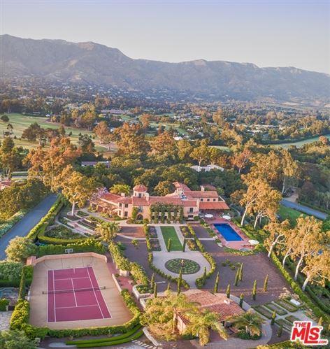 Photo of 296 LAS ENTRADAS Drive, Santa Barbara, CA 93108 (MLS # 21675576)