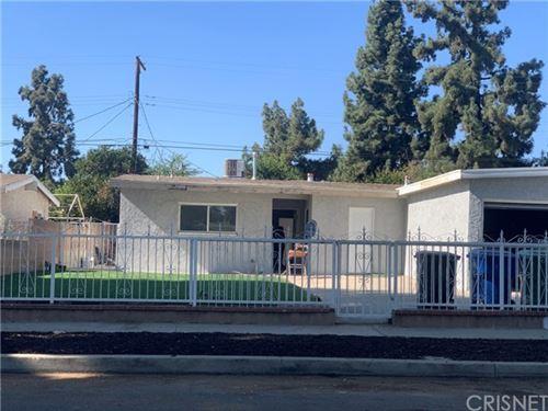 Photo of 14955 Nurmi Street, Sylmar, CA 91342 (MLS # SR20215576)