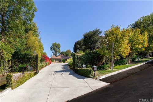 Photo of 4434 Woodley Avenue, Encino, CA 91436 (MLS # SR21231576)