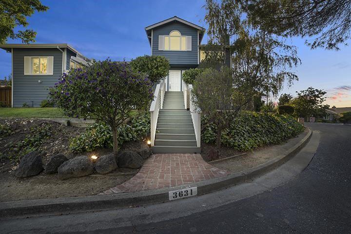 3631 Altamont Way, Redwood City, CA 94062 - #: ML81854576