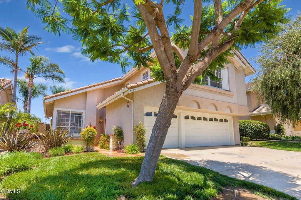1305 La Culebra Circle, Camarillo, CA 93012 - MLS#: V1-6576