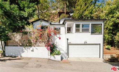 Photo of 8585 Crescent Drive, Los Angeles, CA 90046 (MLS # 21708578)