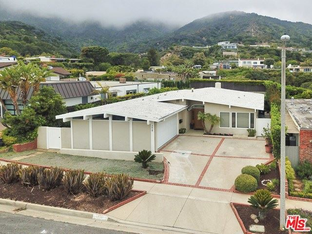 Photo of 3618 SURFWOOD Road, Malibu, CA 90265 (MLS # 20584578)