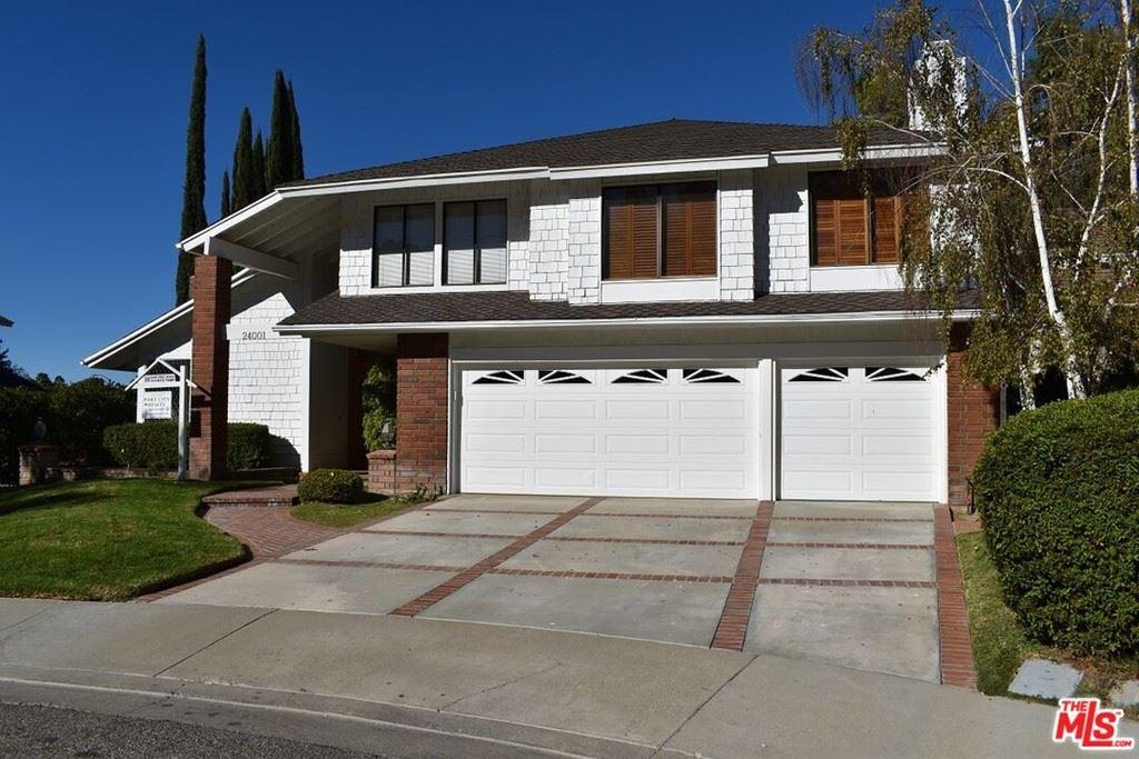 24001 Oak Vale Drive, Valencia, CA 91355 - MLS#: 21788578
