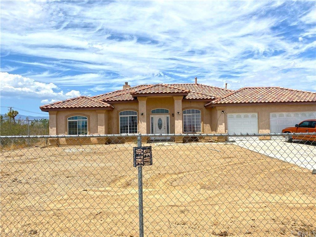 11739 Kittering Road, Victorville, CA 92371 - #: CV21201578