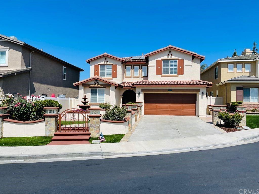 8295 E Brookdale Lane, Anaheim, CA 92807 - MLS#: IV21161578