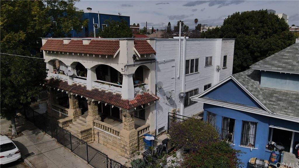 1651 W 11th Place, Los Angeles, CA 90015 - #: OC21021578