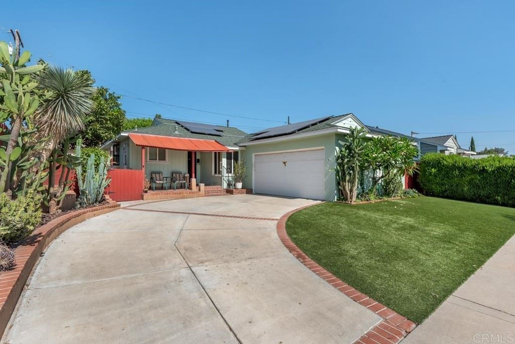 6880 Birchwood Street, San Diego, CA 92120 - MLS#: PTP2106578