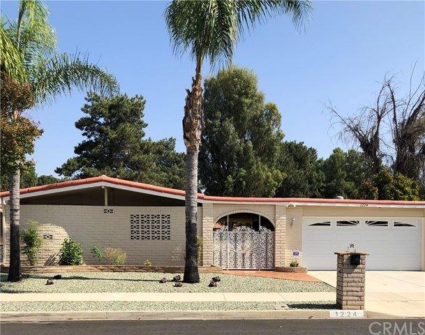 1224 Brentwood Way, Hemet, CA 92545 - MLS#: EV20210579