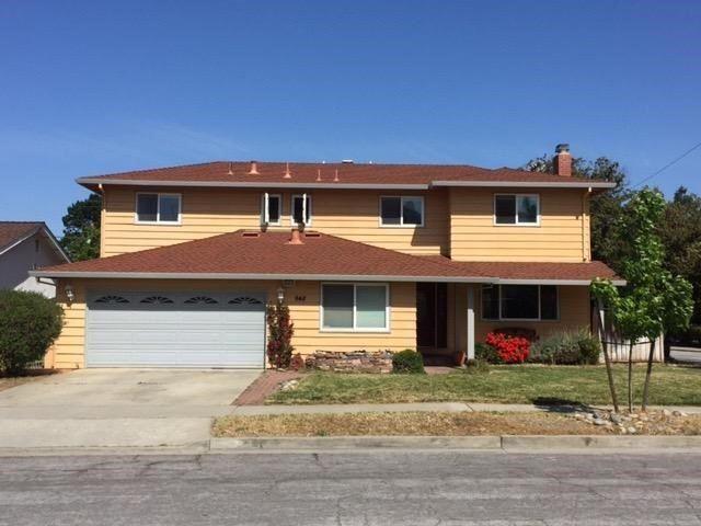 948 Fort Baker Drive, Cupertino, CA 95014 - #: ML81848579
