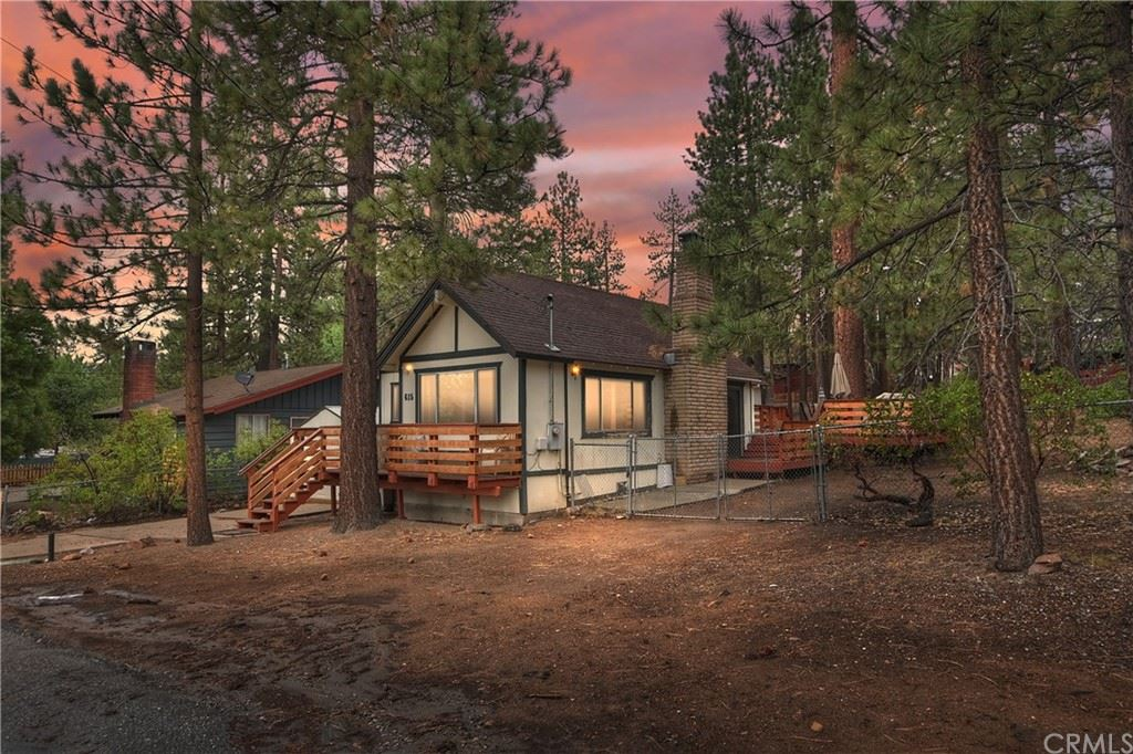 615 Marin Road, Big Bear Lake, CA 92315 - MLS#: PW21167579