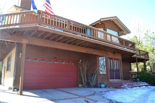 16508 Mil Potrero, Pine Mountain Club, CA 93222 - MLS#: SR21005579