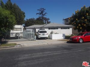 Photo of 2614 CLYDE Avenue, Los Angeles, CA 90016 (MLS # 19500580)