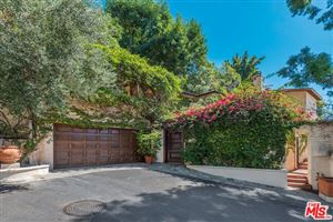 Photo of 8706 SUNSET PLAZA Place, Los Angeles, CA 90069 (MLS # 19509580)