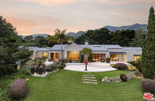 Photo of 796 Hot Springs Road, Santa Barbara, CA 93108 (MLS # 21783580)