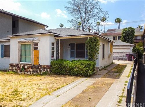 Photo of 1147 Justin Avenue, Glendale, CA 91201 (MLS # SR21100580)