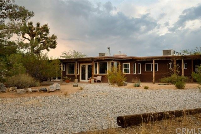 Photo of 3353 Sage Avenue, Yucca Valley, CA 92284 (MLS # JT20226580)