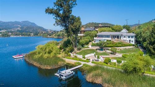 Photo of 296 David Lane, Lake Sherwood, CA 91361 (MLS # 220010581)