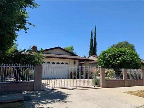 Photo of 8413 Penfield Avenue, Winnetka, CA 91306 (MLS # SR20054581)