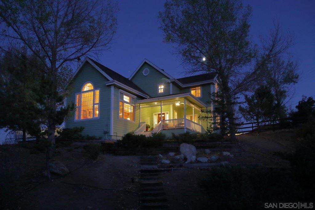 36841 Lion Peak Rd, Mountain Center, CA 92561 - MLS#: 210026581
