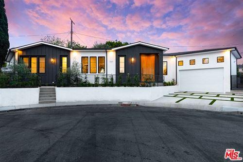 Photo of 3221 PROVON Lane, Los Angeles, CA 90034 (MLS # 20611582)