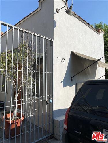 Photo of 1122 N Gardner Street #7, West Hollywood, CA 90046 (MLS # 21718582)