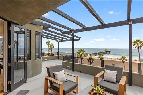 Photo of 1149 The Strand, Manhattan Beach, CA 90266 (MLS # SB21181582)