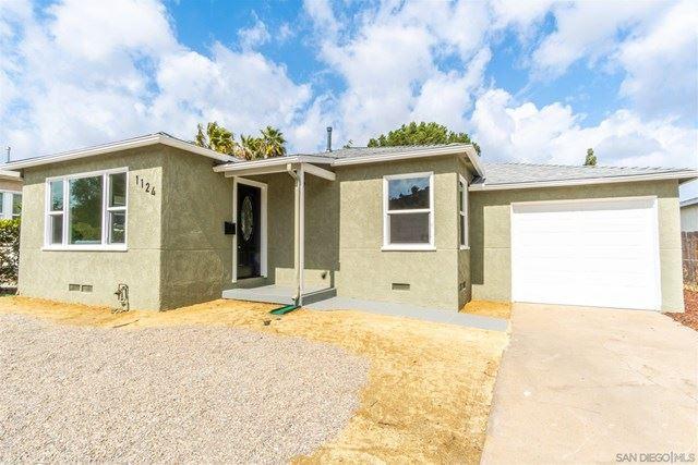 1124 W Chase Ave, El Cajon, CA 92020 - #: 210006582