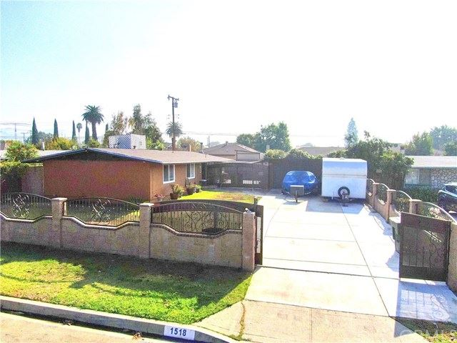 1518 E Sunset Hill Drive, West Covina, CA 91791 - MLS#: CV20243582