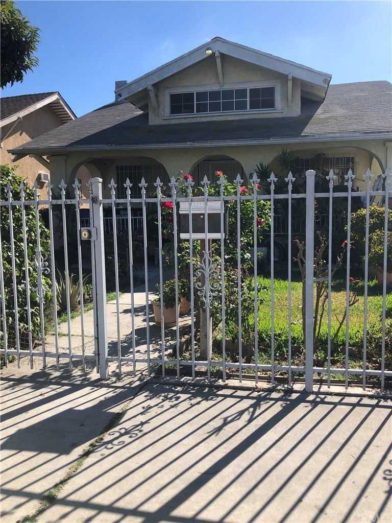844 W 56th Street, Los Angeles, CA 90037 - MLS#: DW21227582