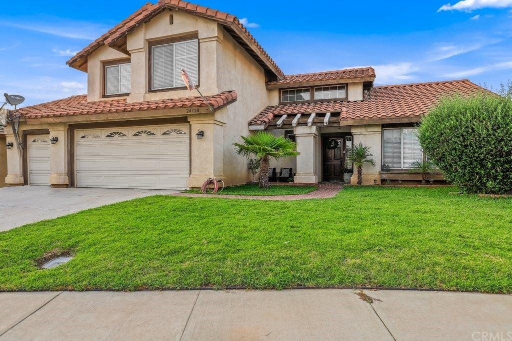 24728 Talbot Court, Moreno Valley, CA 92551 - MLS#: EV21165582