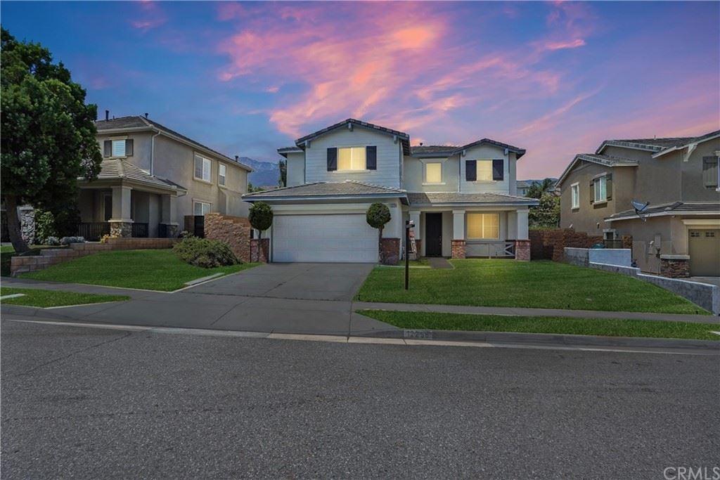 12256 Blue Spruce Drive, Rancho Cucamonga, CA 91739 - MLS#: CV21163583