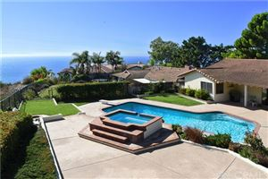 Photo of 3570 Heroic Drive, Rancho Palos Verdes, CA 90275 (MLS # PV19265584)