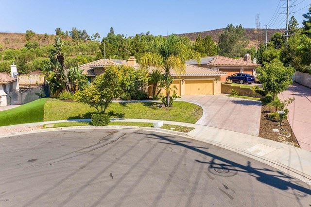 3543 Whitman Court, Thousand Oaks, CA 91360 - MLS#: 220009584