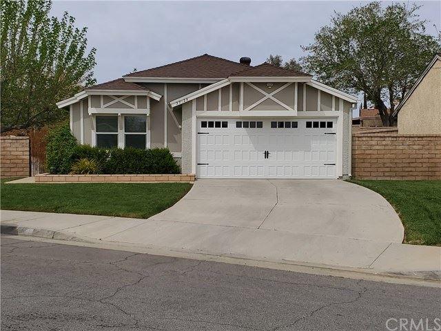 37125 Marye Margo Circle, Palmdale, CA 93550 - MLS#: BB21076584