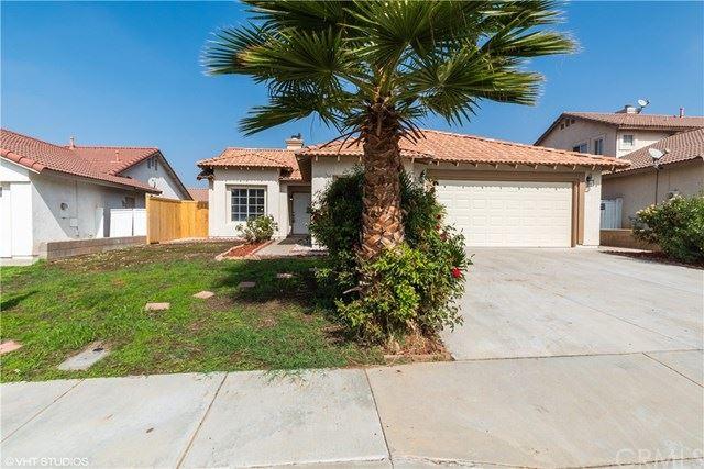 25900 Via Hamaca Avenue, Moreno Valley, CA 92551 - MLS#: EV20231584