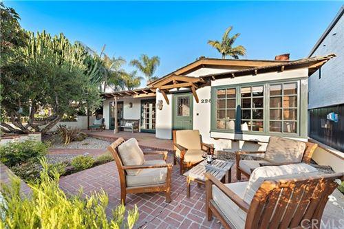 Photo of 226 Jasmine Avenue, Corona del Mar, CA 92625 (MLS # OC21126585)