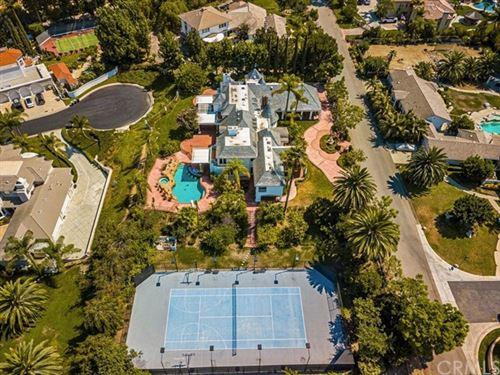 Photo of 4705 E Cerro Vista Drive, Anaheim Hills, CA 92807 (MLS # PW20184585)