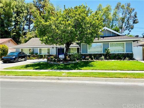 Photo of 8204 Clemens Avenue, West Hills, CA 91304 (MLS # SR21134585)