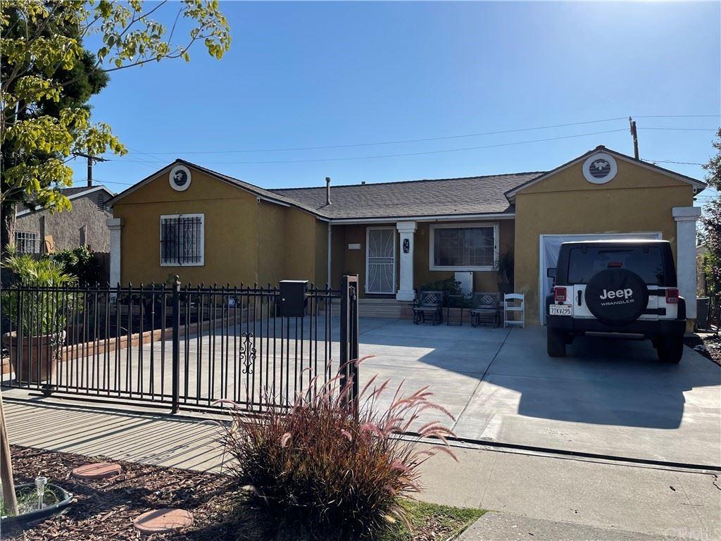 1215 S Grandee Avenue, Compton, CA 90220 - MLS#: PW21172585