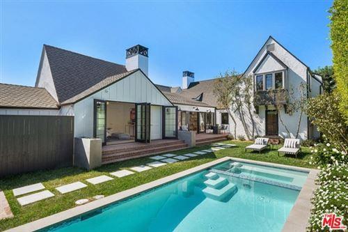 Photo of 604 N Palm Drive, Beverly Hills, CA 90210 (MLS # 21678586)