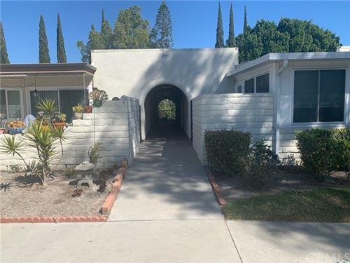 Photo of 2121 Ronda Granada #P, Laguna Woods, CA 92637 (MLS # OC21026586)