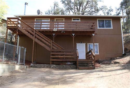 Photo of 3706 Kiwanis Trail, Frazier Park, CA 93225 (MLS # SR21234586)