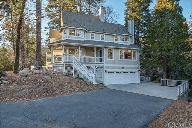 26316 Thunderbird Drive, Lake Arrowhead, CA 92352 - MLS#: EV21013586