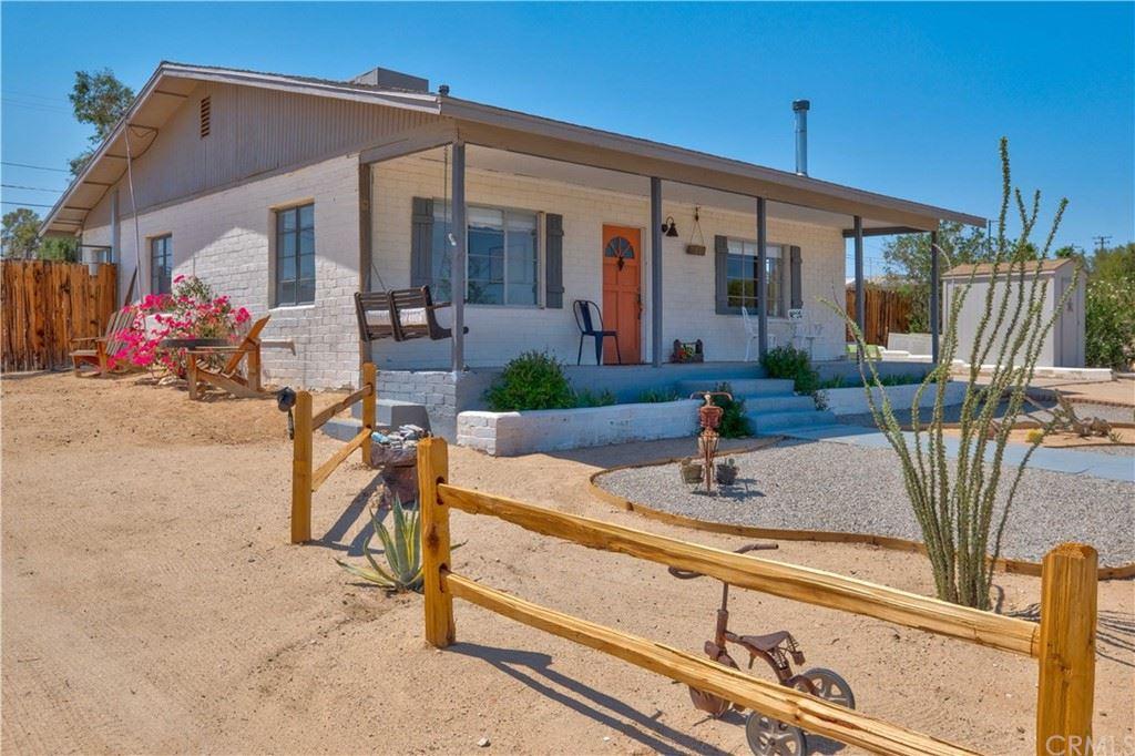 73889 Homestead Drive, Twentynine Palms, CA 92277 - MLS#: JT21188586