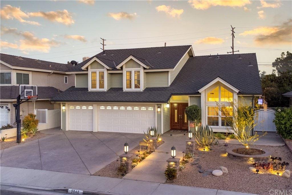 Photo of 3642 San Joaquin Avenue, Los Alamitos, CA 90720 (MLS # PW21164586)