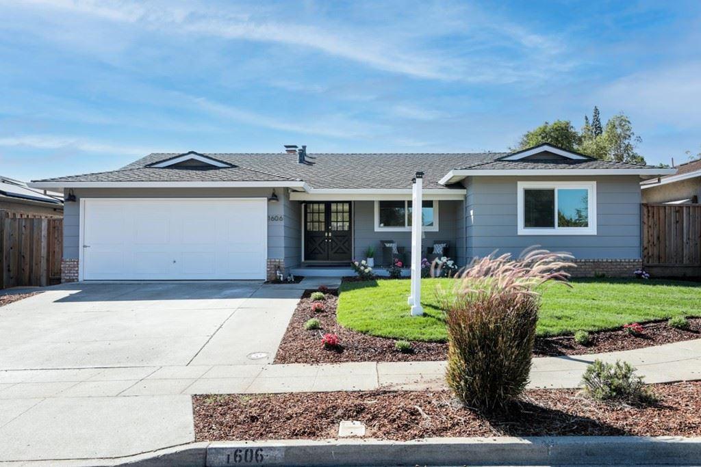 1606 Hyde Drive, Los Gatos, CA 95032 - MLS#: ML81862587