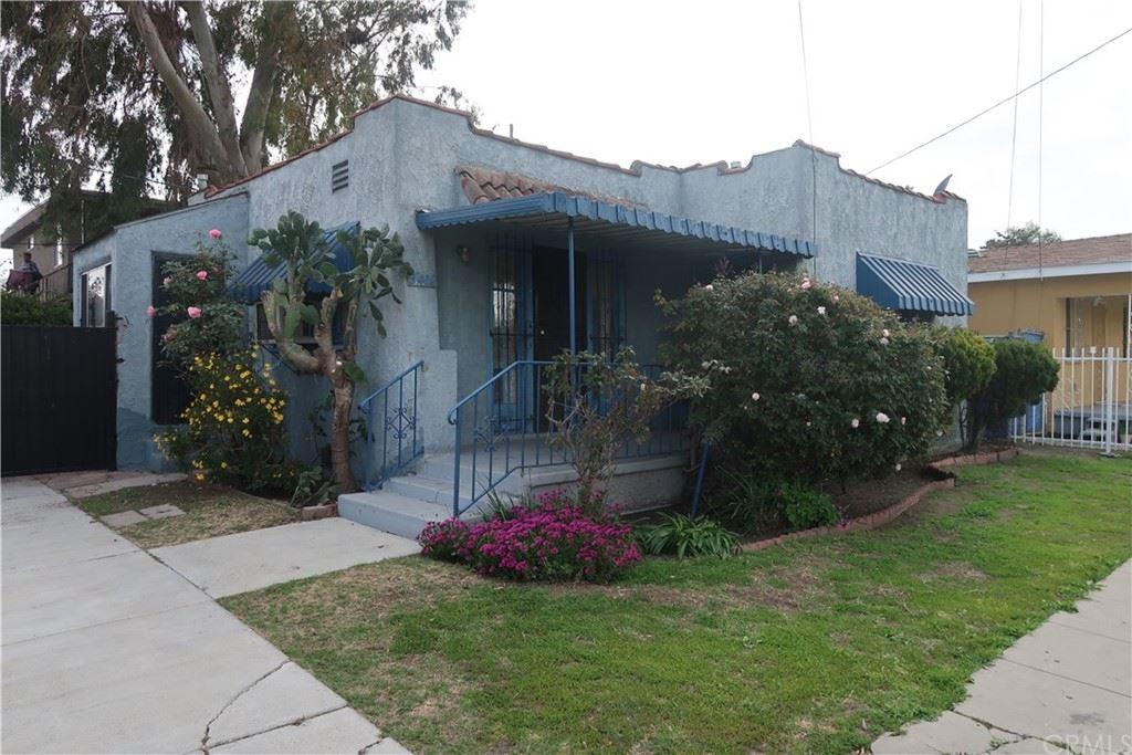 3482 W 63rd Street, Los Angeles, CA 90043 - MLS#: SB21160587