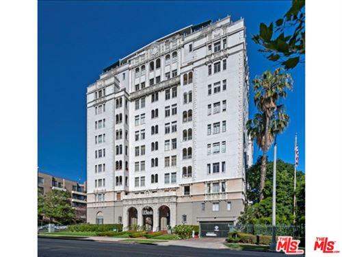 Photo of 450 ROSSMORE Avenue #703, Los Angeles, CA 90004 (MLS # 20666588)