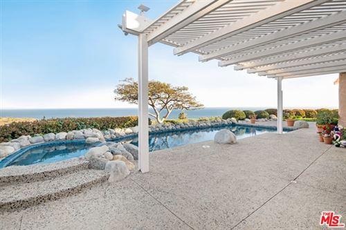 Photo of 24500 Vantage Point Terrace, Malibu, CA 90265 (MLS # 21724588)